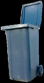 prügikonteiner plasticomnium 240L