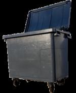 prügikonteiner plasticomnium 660L
